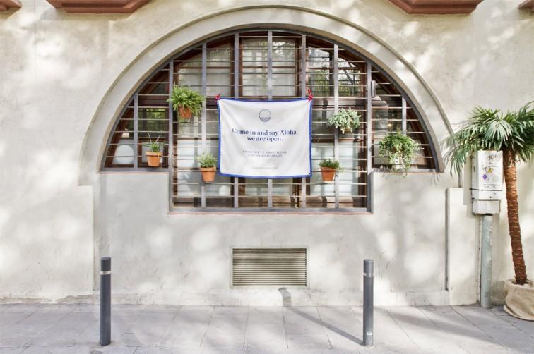 Herzlich Willkommen in La Barceloneta