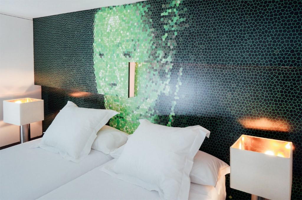 Madrid Hotel Room Mate Laura