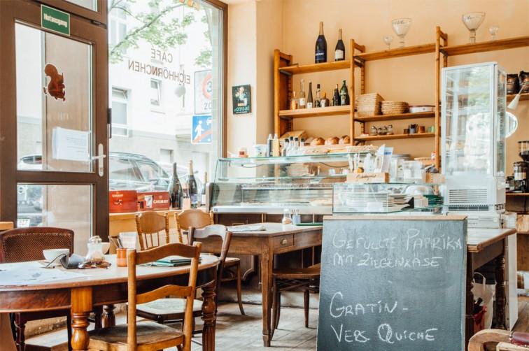 Cafe Eichhörnchen Köln Nippes
