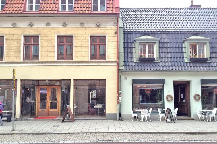 Malmoe Innenstadt