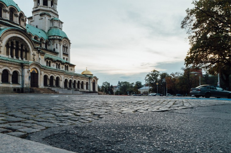 Alexander Newski Kathedrale   25h in Sofia, Stilnomaden