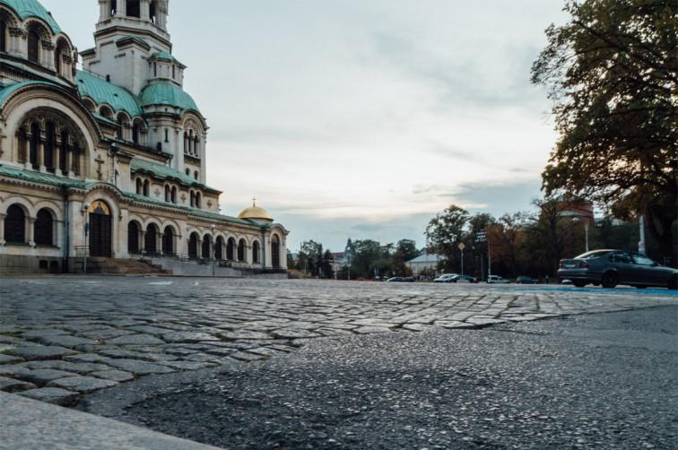 Alexander Newski Kathedrale | Roadtrip durch Bulgarien, Stilnomaden