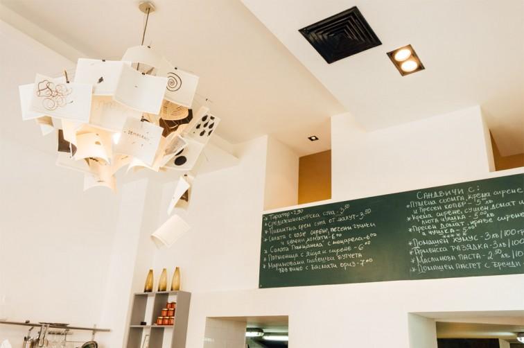 Hlebar Café und Bäckerei | 25h in Sofia, Stilnomaden