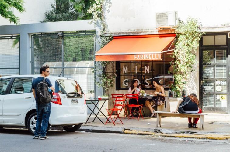 Farinelli, Recoleta | Buenos Aires light – Der perfekte Spaziergang zum Einstieg, Stilnomaden