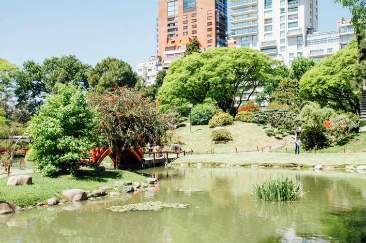 Jardin Japones, Bosque de Palermo | Buenos Aires light – Der perfekte Spaziergang zum Einstieg, Stilnomaden