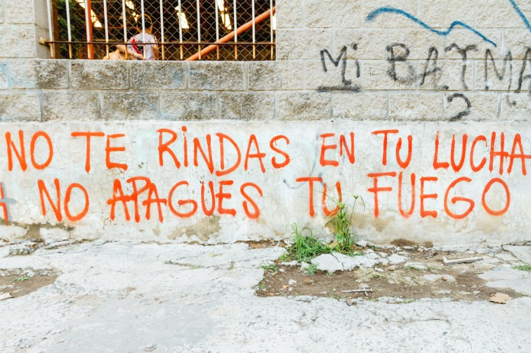 Villa Crespo | graffitimundo und Street Art in Buenos Aires, Stilnomaden