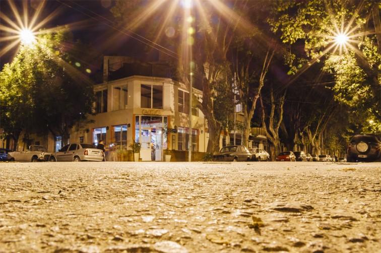 Coco, Cartoñero bei der Cooperativa El CorreCamino aus Buenos Aires | Stadtkinder, Stilnomaden