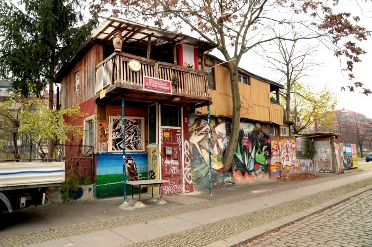 Baumhaus Hannover arbeiterpaläste mauerreste und ein baumhaus eine zeitreise durch