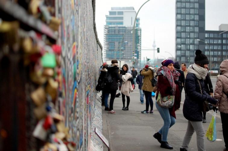 East Side Gallery | Eine Zeitreise durch Berlin, Stilnomaden