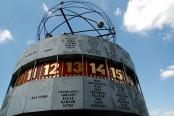 Weltzeituhr am Alexanderplatz | Eine Zeitreise durch Berlin, Stilnomaden