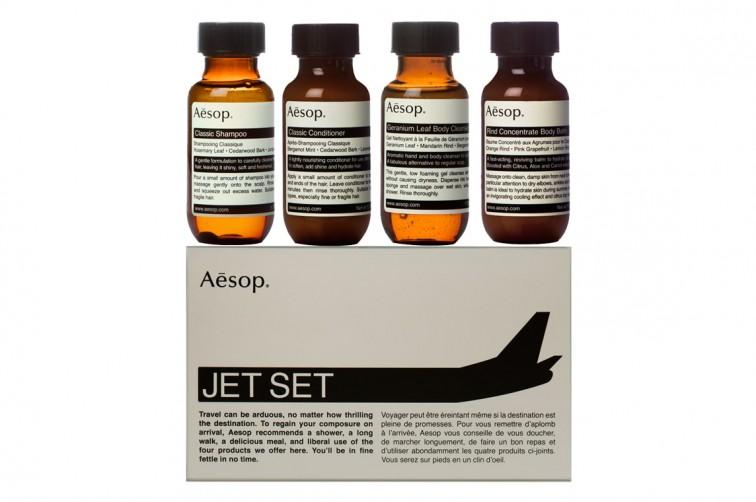 Aesop Jet Set Kit   Weihnachtsgeschenke für Stilnomaden, Stilnomaden