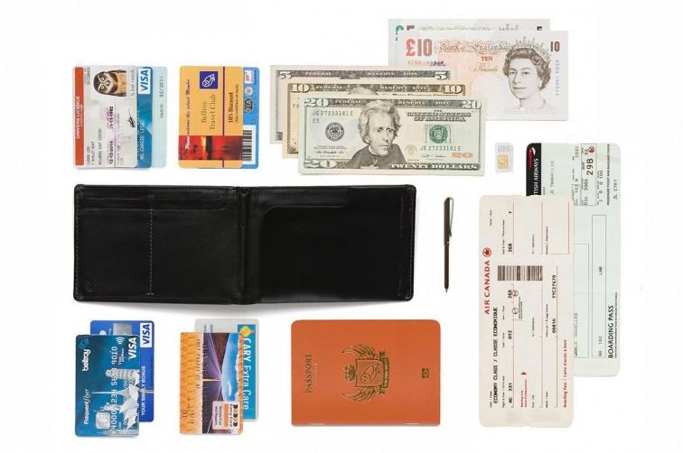 Bellroy Travel Wallet   Weihnachtsgeschenke für Stilnomaden, Stilnomaden