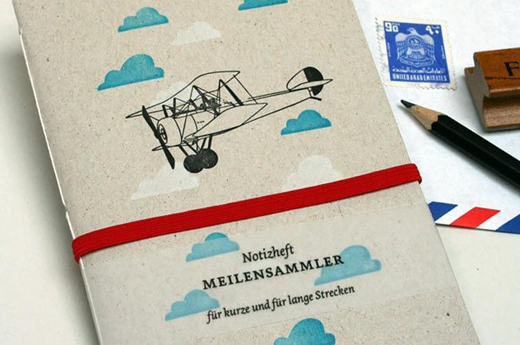Meilensammler Notizbuch   Weihnachtsgeschenke für Stilnomaden, Stilnomaden