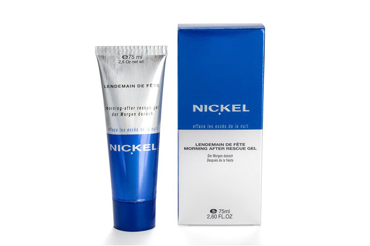 Nickel Morning After Rescue Gel | Weihnachtsgeschenke für Stilnomaden, Stilnomaden