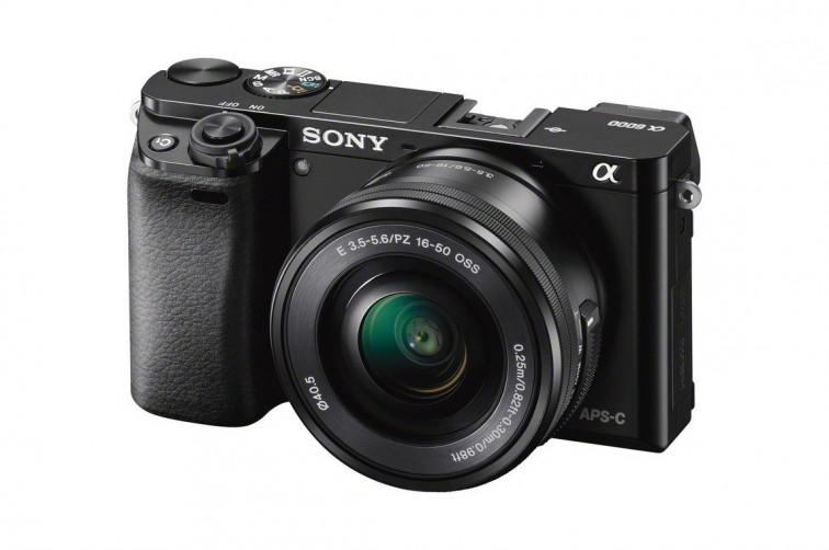 Sony Alpha 6000 Systemkamera   Weihnachtsgeschenke für Stilnomaden, Stilnomaden