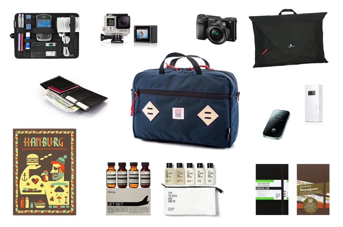Das perfekte Geschenk - Geschenkideen für Reisende