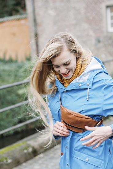 Hecho – Die perfekte Gürteltasche zum Reisen | Stilnomaden