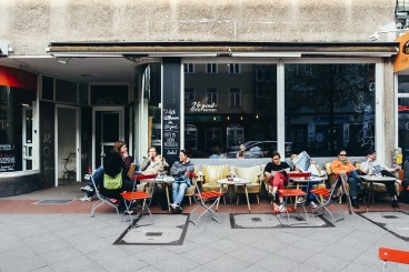 24grad Café, Nordstadt | 25h in Hannover, Stilnomaden