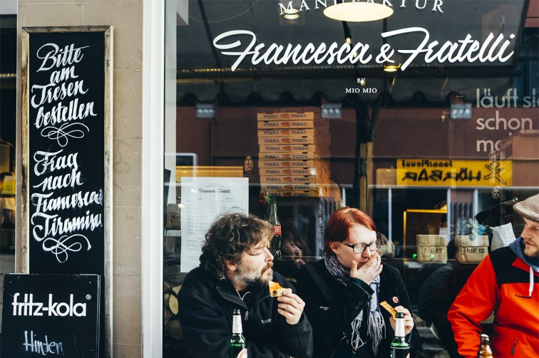 Francesca & Fratelli, Limmerstraße | 25h in Hannover, Stilnomaden