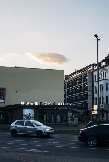 Küchengarten | 25h in Hannover, Stilnomaden