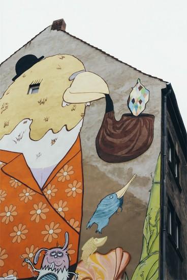 Street-Art, Linden | 25h in Hannover, Stilnomaden
