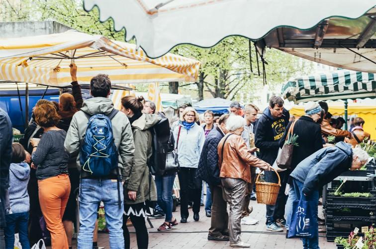 Lindener Marktplatz | 25h in Hannover, Stilnomaden