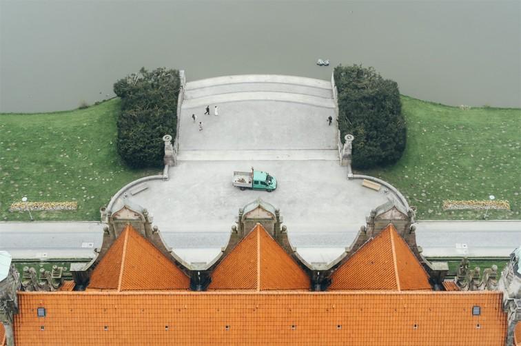 Neues Rathaus | 25h in Hannover, Stilnomaden
