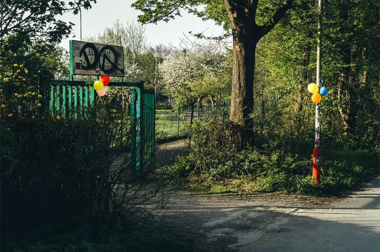 Gartenkolonie | 25h in Hannover, Stilnomaden
