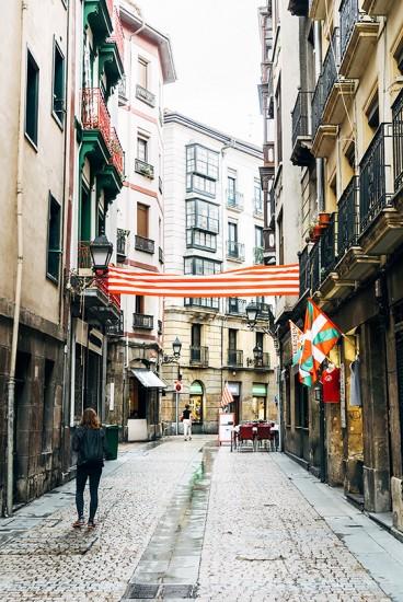 Zazpikaleak – Die Altstadt von Bilbao | 25h in Bilbao, Stilnomaden