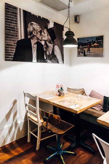Brass 27 – Café, Restaurant und Bar | 25h in Bilbao, Stilnomaden