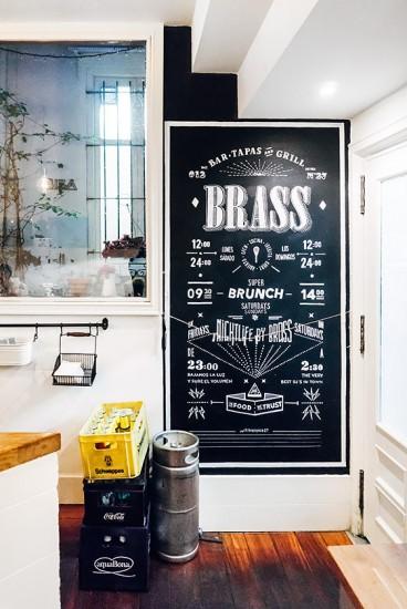 Brass 27 – Café, Restaurant und Bar | 25h in Bilbao, Stilnomaden