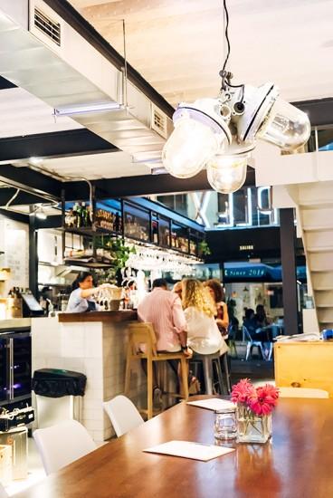Duplex – Restaurant und Bar   25h in Bilbao, Stilnomaden