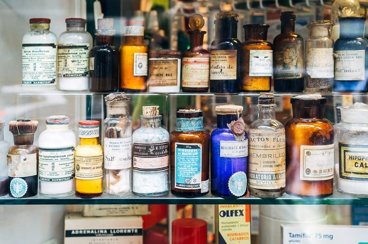 Farmacia Colón – Stilnomaden