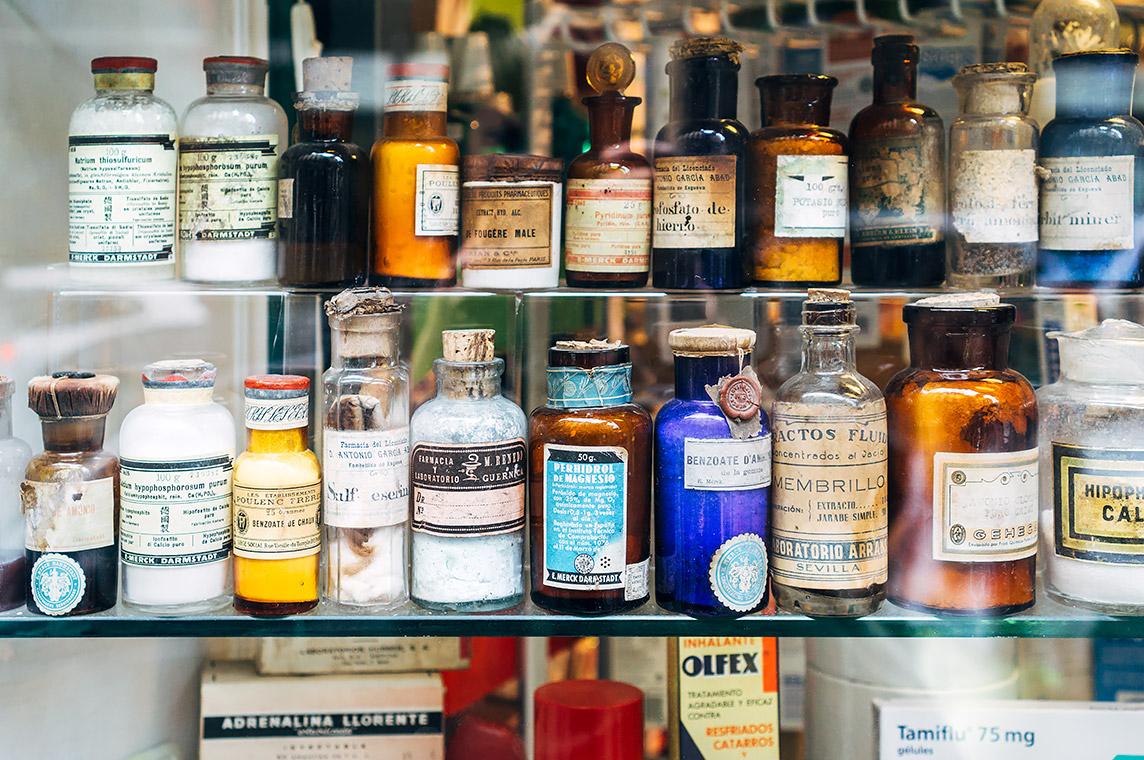 Farmacia Colón Bilbao Museito | 25h in Bilbao, Stilnomaden
