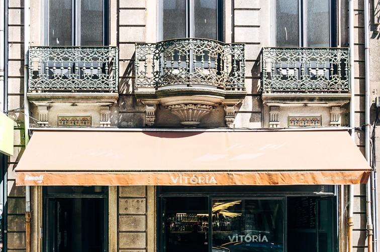 Cafe Vitória | 25h in Porto, Stilnomaden