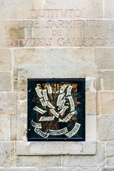 Die Altstadt von Santiago de Compostela | 25h in Santiago de Compostela, Stilnomaden