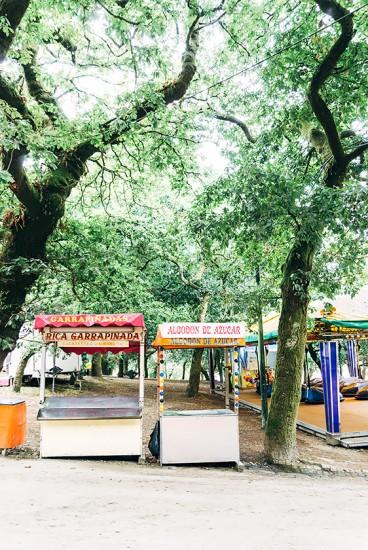 Parque de la Alameda | 25h in Santiago de Compostela, Stilnomaden