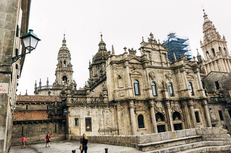 Kathedrale von Santiago de Compostela | 25h in Santiago de Compostela, Stilnomaden
