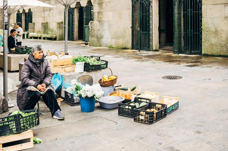 Mercado de Abastos | 25h in Santiago de Compostela, Stilnomaden