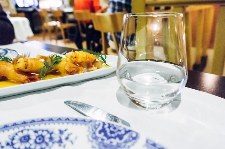 Restaurant Ocurro da Parra | 25h in Santiago de Compostela, Stilnomaden