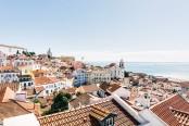 Blick über Alfama | 25h in Lissabon, Stilnomaden
