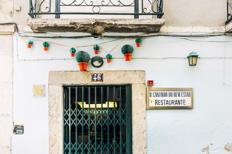 Bairro Alto | 25h in Lissabon, Stilnomaden