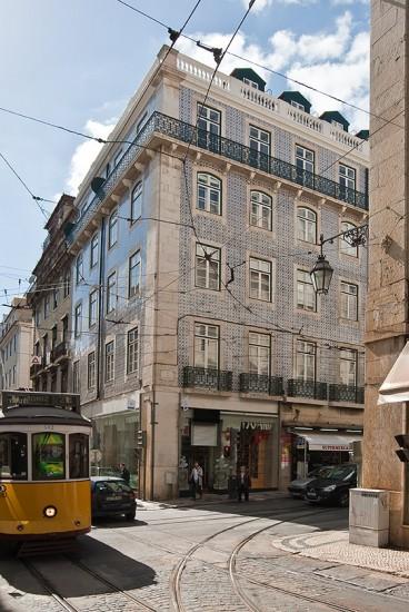 Apartment-Hotel Baixa House, Photographer: Ana Paula Carvalho, © Lalola Unipessoal Lda. | 25h in Lissabon, Stilnomaden