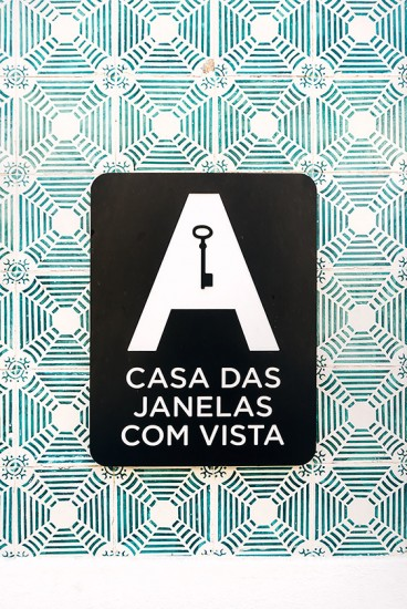 Hotel Casa das Janelas com Vista   25h in Lissabon, Stilnomaden