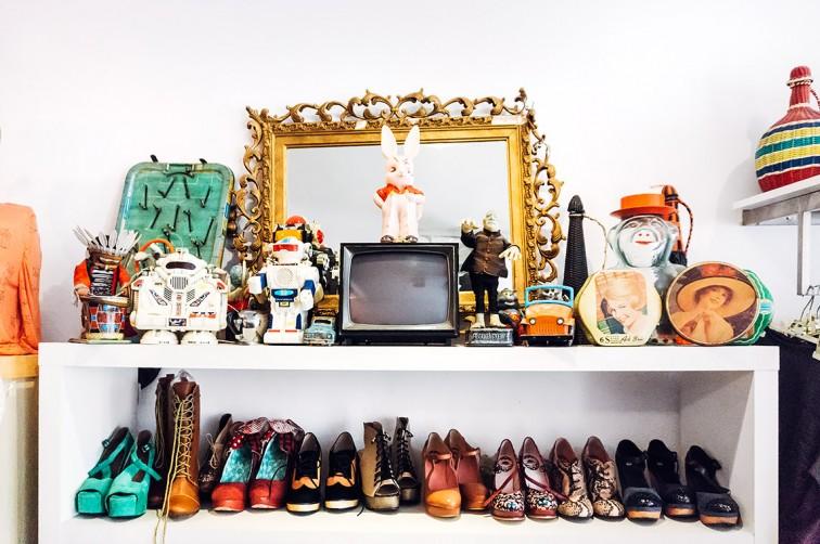 El Dorado Vintage Shop | 25h in Lissabon, Stilnomaden