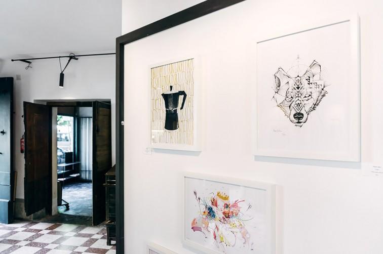 Giv Lowe Café und Galerie   25h in Lissabon, Stilnomaden