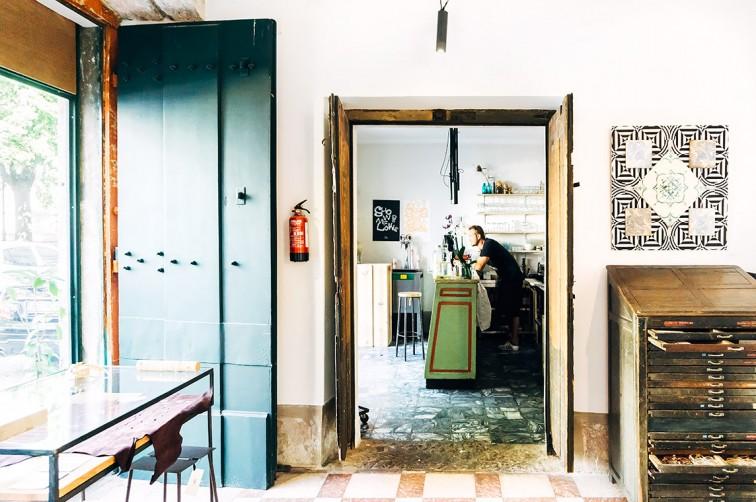 Giv Lowe Café und Galerie | 25h in Lissabon, Stilnomaden