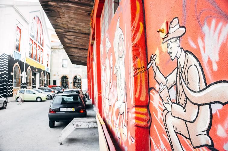 LX Factory | 25h in Lissabon, Stilnomaden