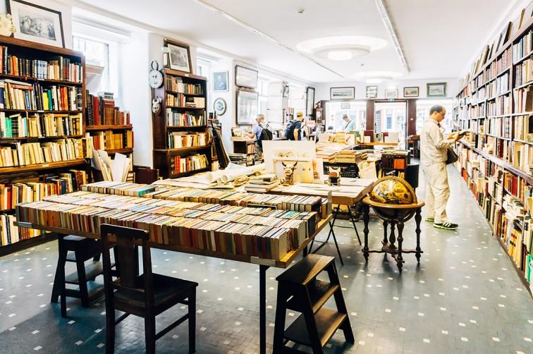 Livraria Sá da Costa   25h in Lissabon, Stilnomaden