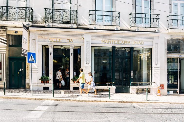 Manteigaria   25h in Lissabon, Stilnomaden